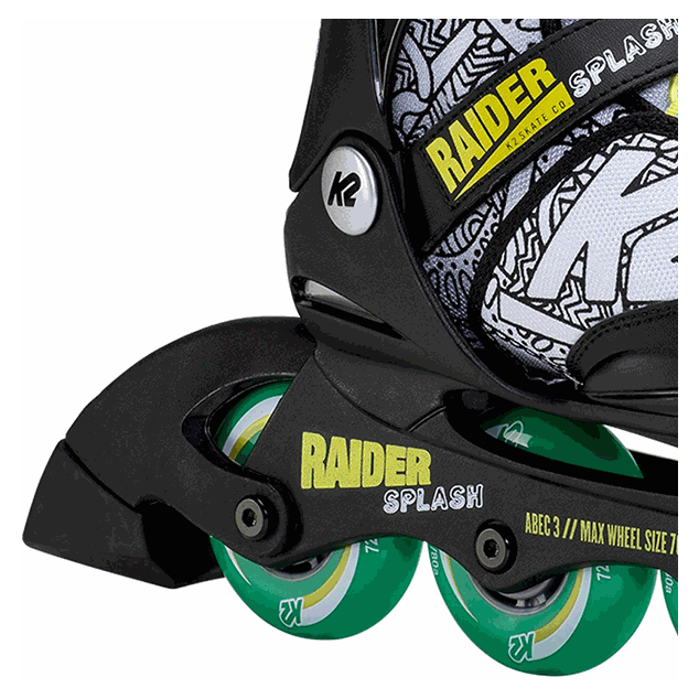 K2 Raider Splash
