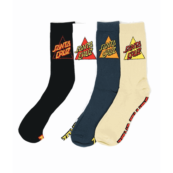 Santa Cruz Not A Dot Pop Socks