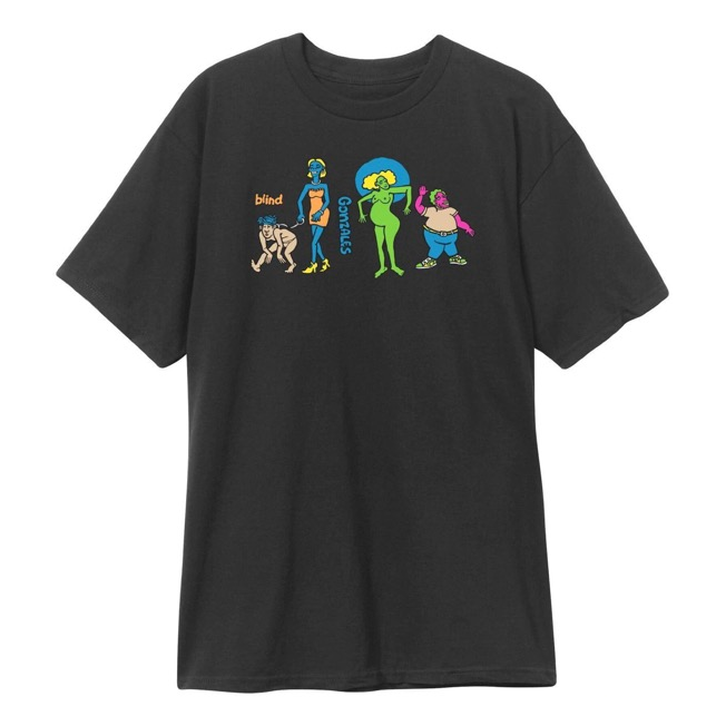 Blind Gonz Colored People  Tee