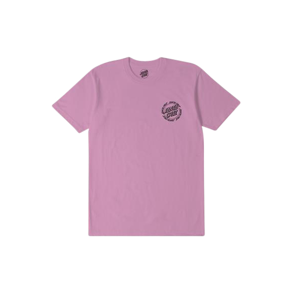 Santa Cruz Ringed Dot Hollow Tee