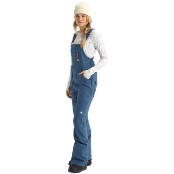 Burton 2020 Avalon Stretch Denim Bib Pants