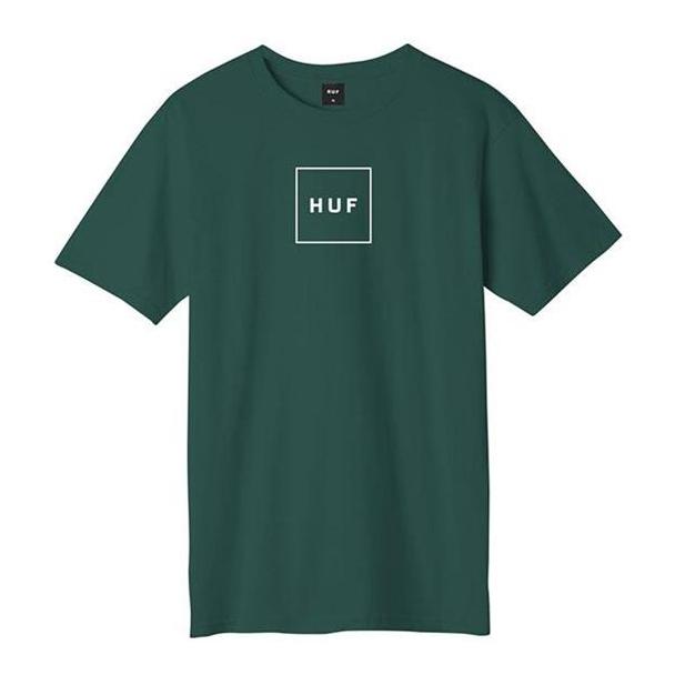 Huf Box Logo S/S Tee