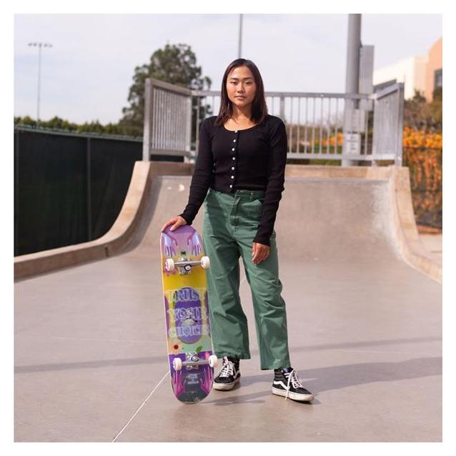 Impala Mystic Skateboard