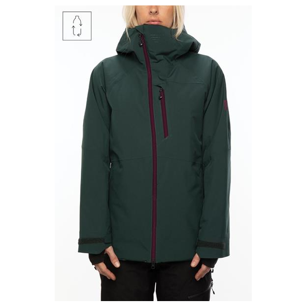 686 2021 Women's GLCR Hydra Thermagraph Jacket