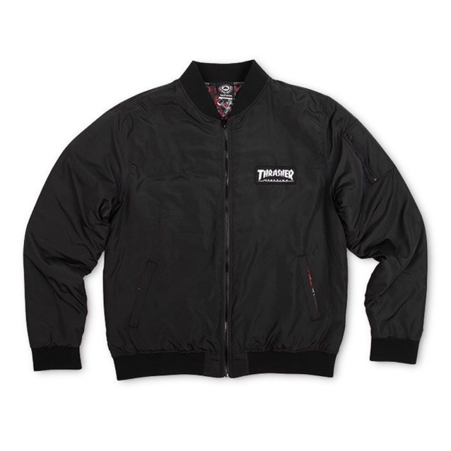 Thrasher Bomber Jacket