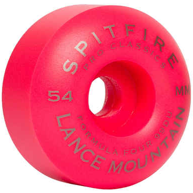 Spitfire Formula Four Pro Classic Full  Wheels