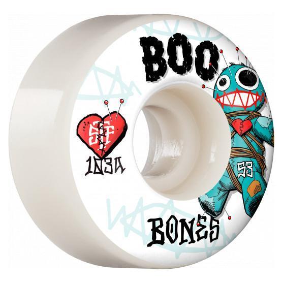 Bones STF Boo Voodoo