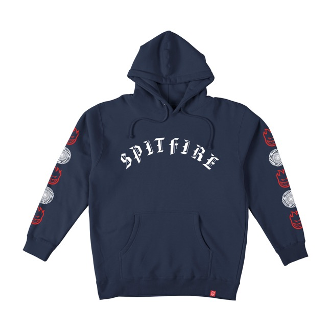 Spitfire Old E Combo Hoodie