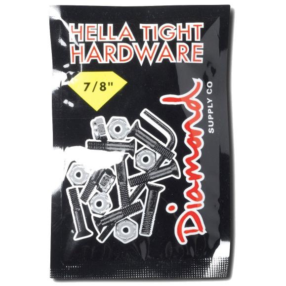 Diamond Hella Tight Hardware