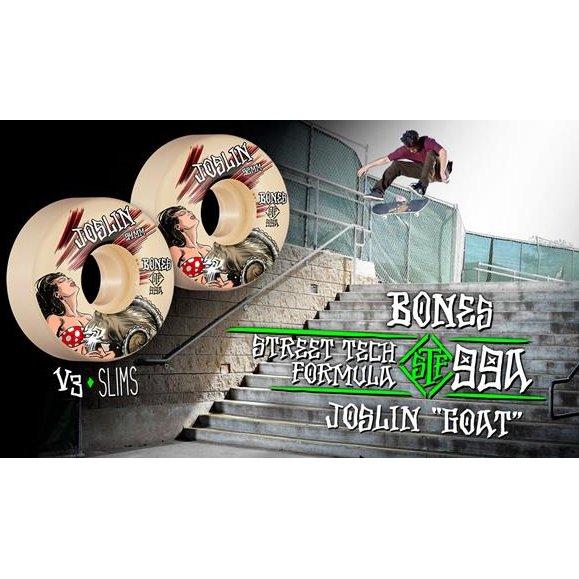 Bones STF Chris Joslin Goat V3 Wheels