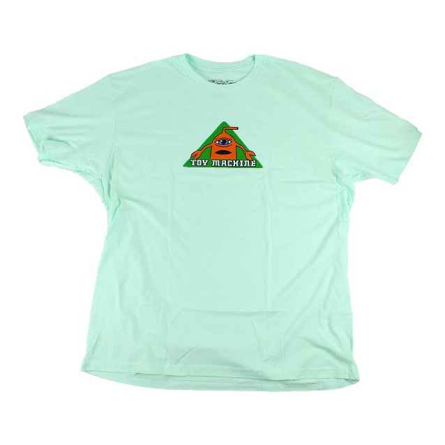 Toy Machine TRISect Mint Tee