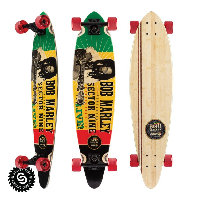 Secto 9 Redemption Longboard