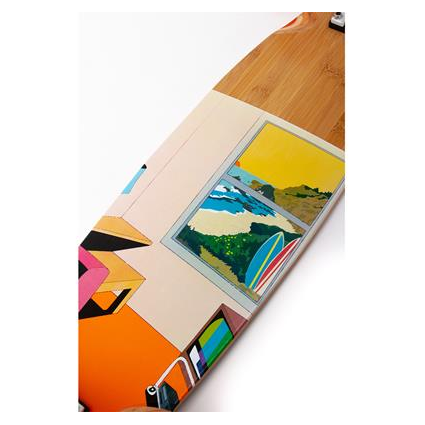 Shifty Longboard