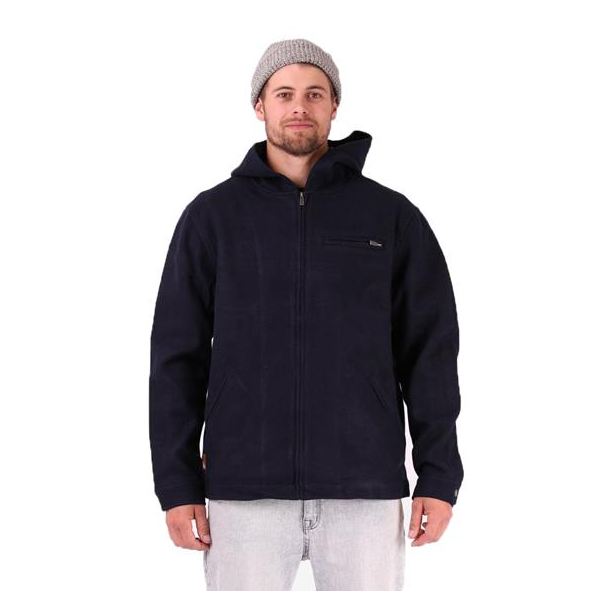 RPM Hooded Harrington Jacket
