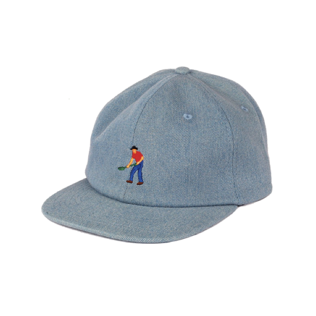 Passport Full Time 5 Panel Cap