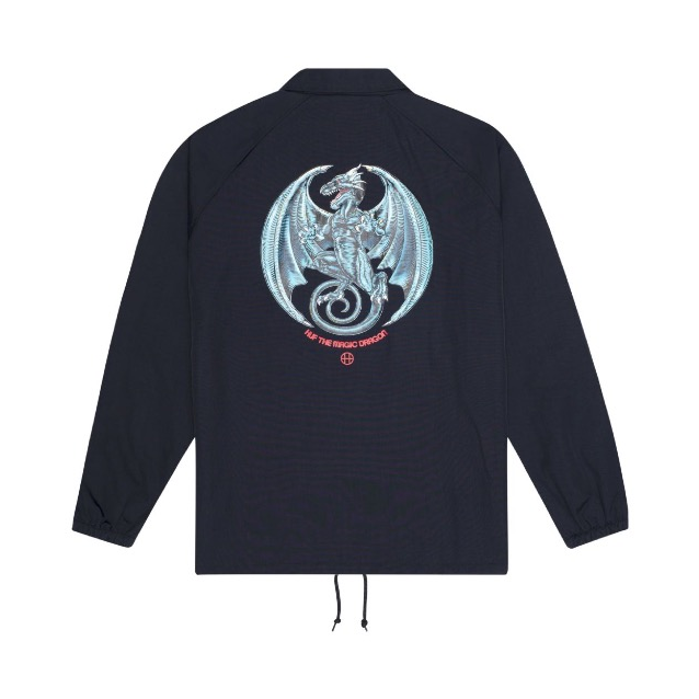 Huf Magic Dragon Coach Jacket