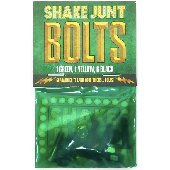 Shake Junt Bag O' Bolts Hardware