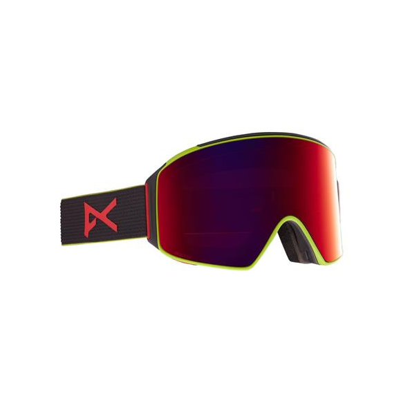 Anon 2021 Cylindrical M4 MFI Goggles