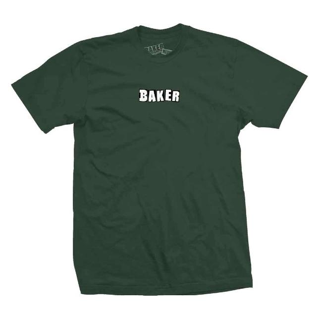 Baker Brand Logo Tee