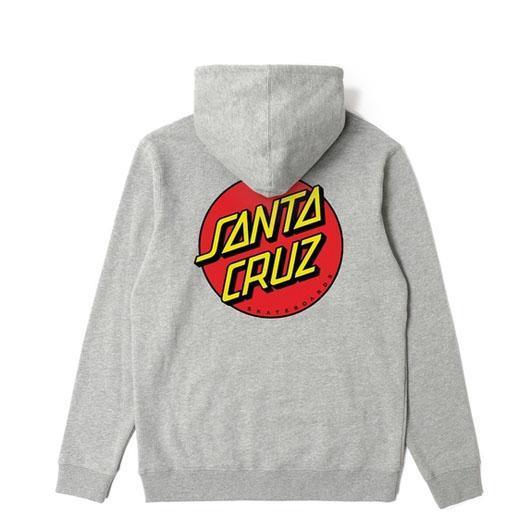 Santa Cruz Classic Dot Pop Hood