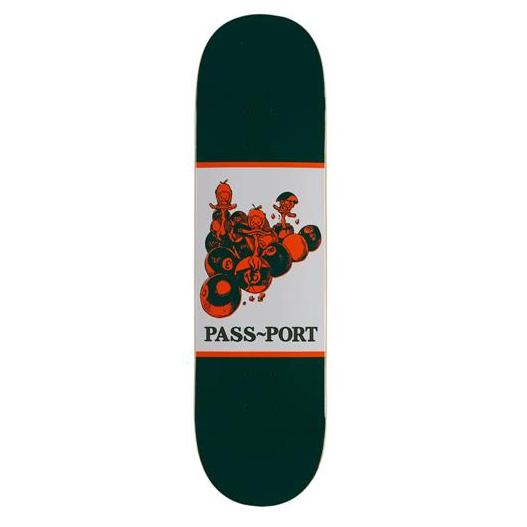 PASSPORT DECK