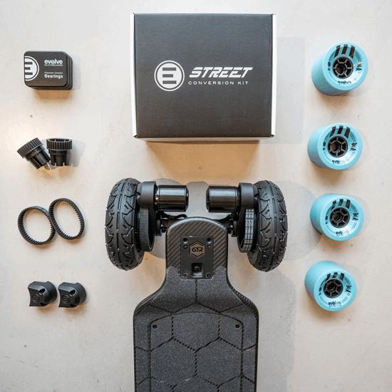 Evolve GTR Carbon Street (ST)