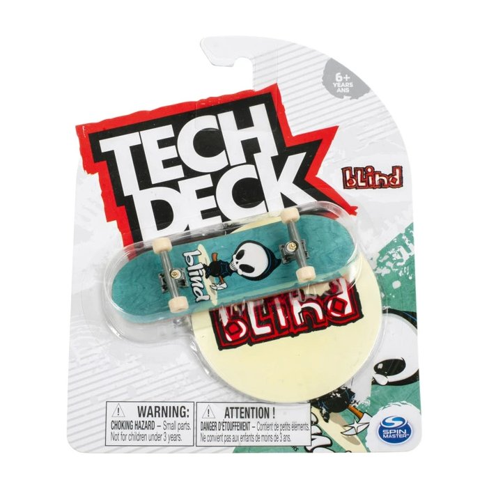 Blind Tech Deck Bundle
