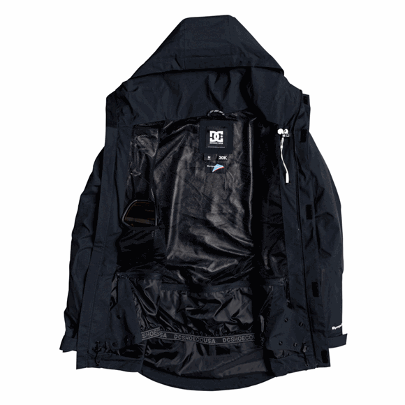 DC 2020 Command Jacket