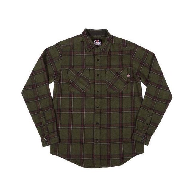 Independent Chainsaw L/S Shirt