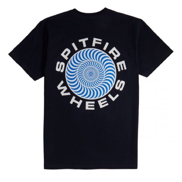Spitfire Classic 87 SWIRL Tee
