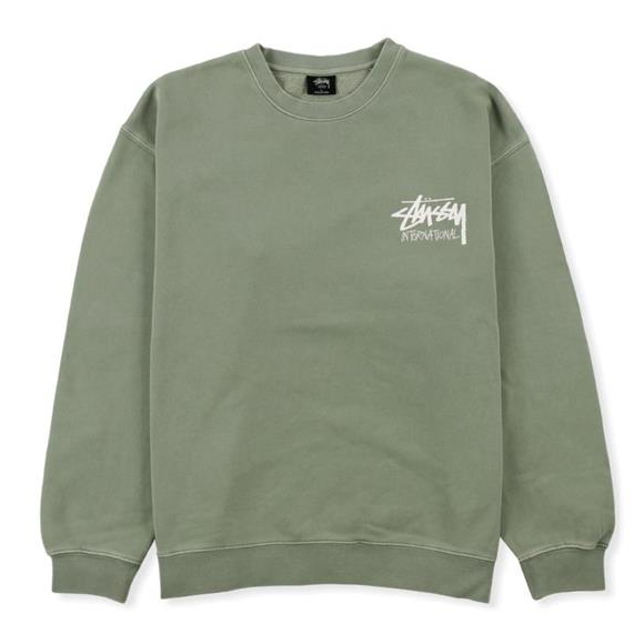 Stussy Stock International Crew