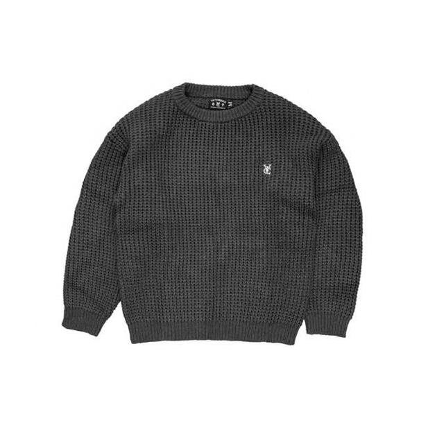Vic Waffle Knit Sweater