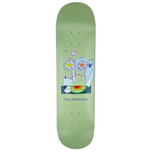 Frog Skateboards Deck