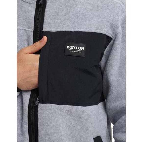 Burton Hearth Fleece