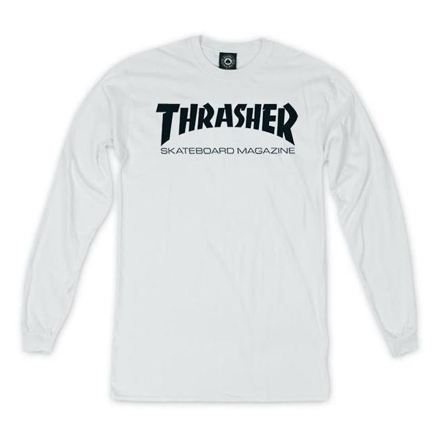 Thrasher Skate Mag L/S Tee
