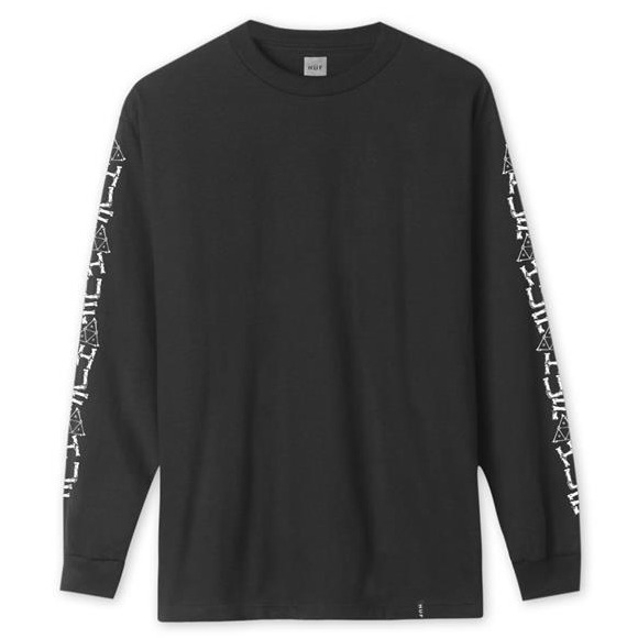 Huf Boner Triple Triangle L/S Tee