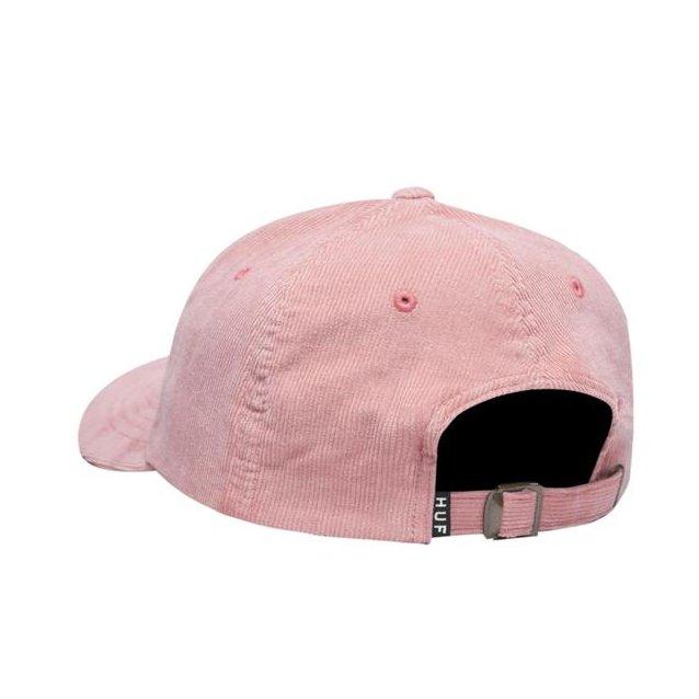 Huf Marka Curved Visor 6 Panel Hat