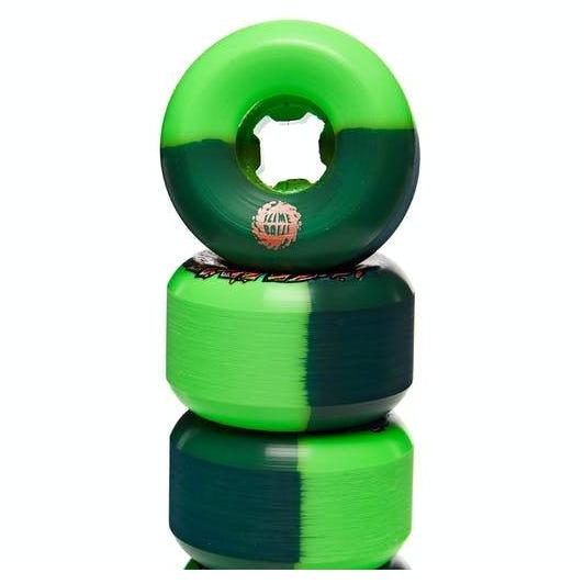 Sana Cruz Slime Ball Wheels