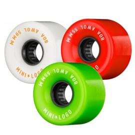 Mini Logo Wheels