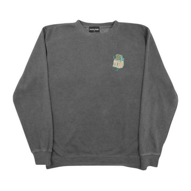 Passport Sweater