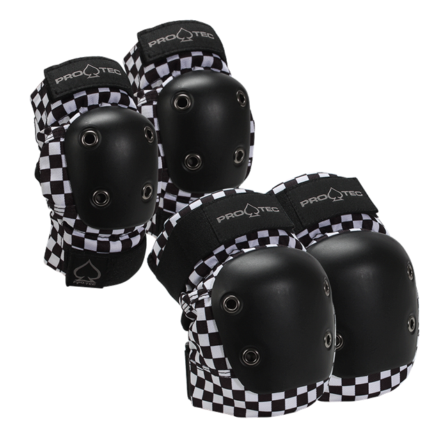 Protec Street Knee/Elbow Pads
