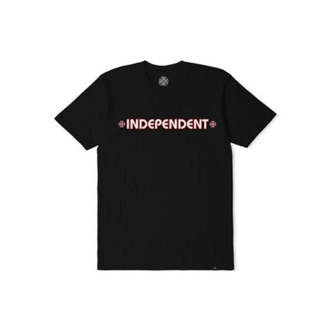 Independent Bar Cross Tee