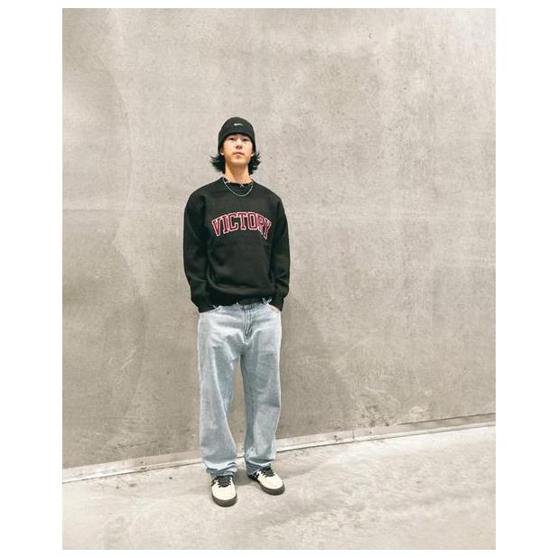 Vic Club Knit Sweater