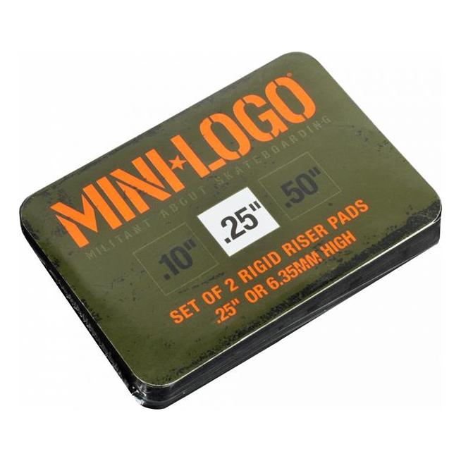 Mini Logo Riser Pads