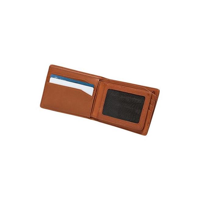 Nixon Pass Leather Wallet