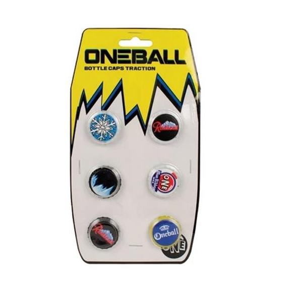 One Ball Jay Bottle Caps