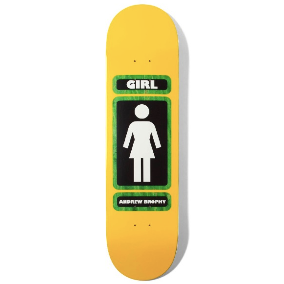 Girl Deck