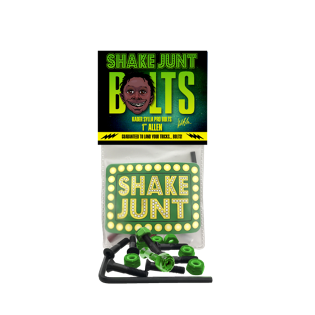 Shake Junt Hardware