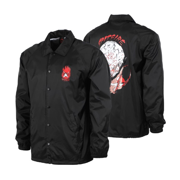 Spitfire x Neckface Broke Off Coach  Jacket