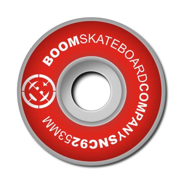 Boom Wheels